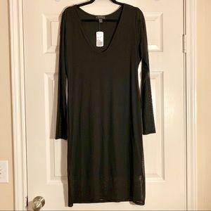 NWT Forever 21 Plus Knee Length Dress